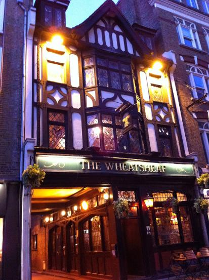 The Wheatsheaf.